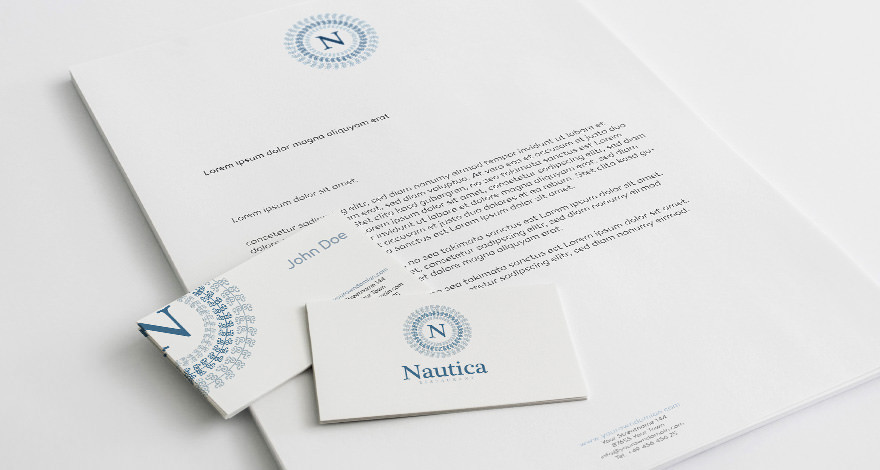 Flyer, Broschüren, Briefpapier Printprodukte